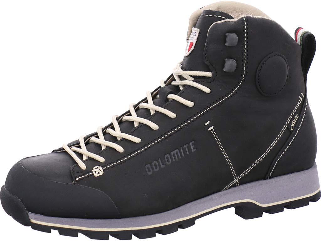 Dolomite Men s Lace-Up Shoes Cinquantaq UATTRO High FG GTX Black 4a14616cd22