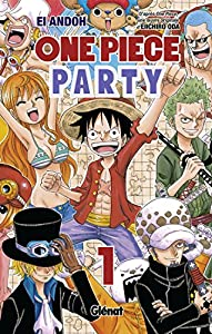 One Piece Party Edition simple Tome 1