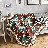 AFAHXX Reversible Dekoration Sofabezug für Sofa,Verdickt Quaste Sofa Abdeckung Caterpillar Interessante Dekorationen. Sofa Couch Stuhl möbel-A 160x220cm(63x87inch)