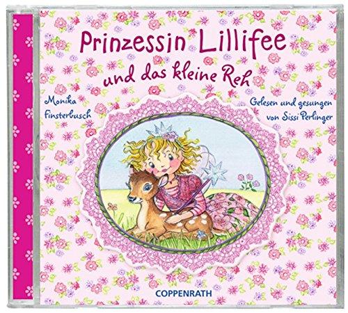 Prinzessin Lillifee und das kleine Reh (CD) Natur Rehe