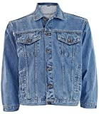 Men True Face 025 Jacket Stone Wash XXL