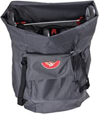 Magideal Baby Stroller Covers Travel Carry Bag for PUshchair Buggy Gray