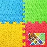 Wholesale Solutions - Foam Interlocking Floor Mats Childrens Kids Play Flooring