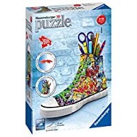 Ravensburger Graffiti Sneakers 108pc 3D Jigsaw Puzzle