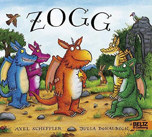 Zogg: Vierfarbiges Pappbilderbuch -