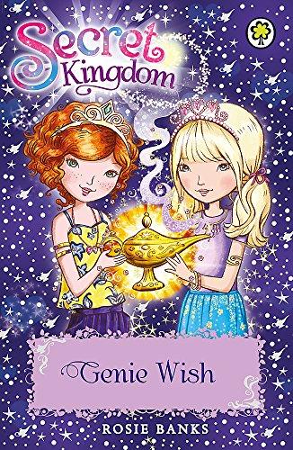 Genie Wish: Book 33 (Secret Kingdom)