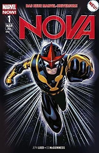 Nova: Bd. 1: Geburt eines Helden