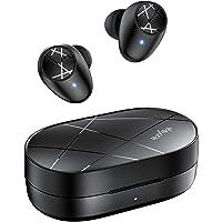 HolyHigh Bluetooth Kopfhörer in Ear, Kopfhörer Kabellos mit Stereoklang HD Anruf Wireless Kopfhörer, Touch Sensoren/30…