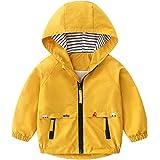 Famuka Chaquetas abrigos Ropa de abrigo Ropa para bebé Abrigo de chaqueta de bebé niño primavera otoño