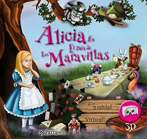 Cuento Alicia en el País de las Maravillas