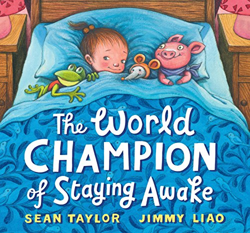 The World Champion of Staying Awake por Sean Taylor