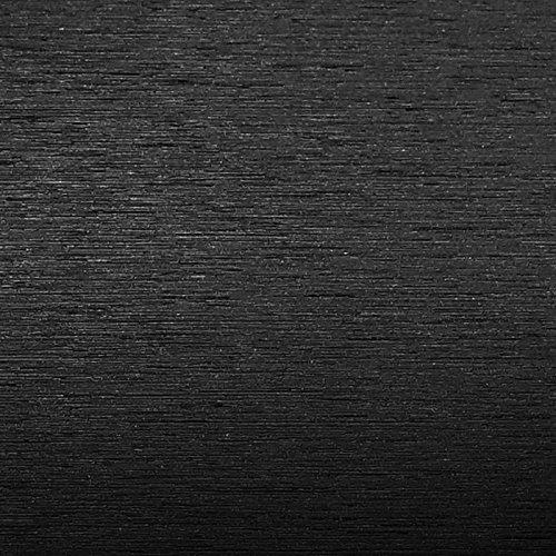 "3M, Scotchprint \""1080-BR212\"" Auto-Folie, gebürstet, schwarz-metallic, 152x 30cm"