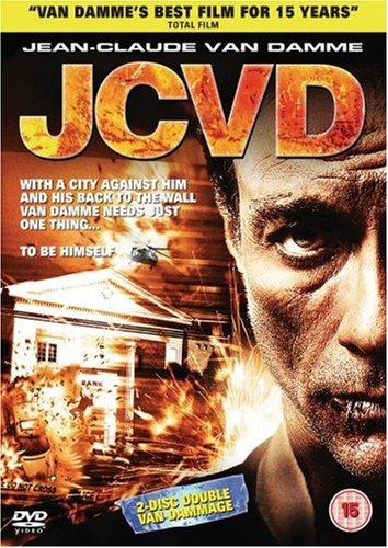 JcVD  2008   DVD