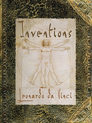 Inventions: Pop-up Models from the Drawings of Leonardo da Vinci par  David Hawcock