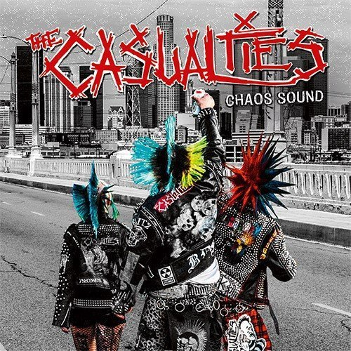Chaos Sound (Box Set) by The Casualties