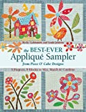 Image de The Best-Ever Applique Sampler from Piece O' Cake Designs