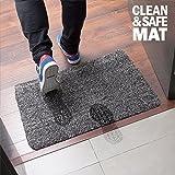 Tappeto zerbino tappetino clean magico super assorbente x ingresso casa ufficio