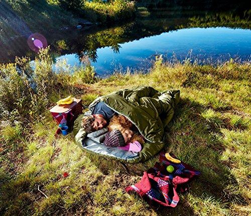 gorich doppelschlafsack f r backpacking camping oder. Black Bedroom Furniture Sets. Home Design Ideas
