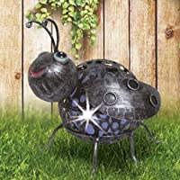 Mini Käfer Wandhalterung Haken Landhaus Gartendeko auch als Garten home