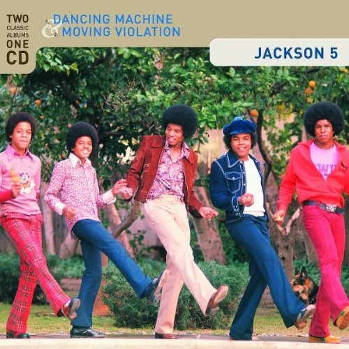 Dancing Machine / Moving Violation by Jackson 5 (5-dancing Machine Jackson)