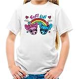 Rosa Cupcake REBECCA zamolo Kids Felpa con cappuccio Con Cappuccio Felpa Bambini Bambine youtuber