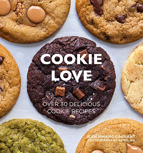 Cookie Love: Over 30 delicious cookie
