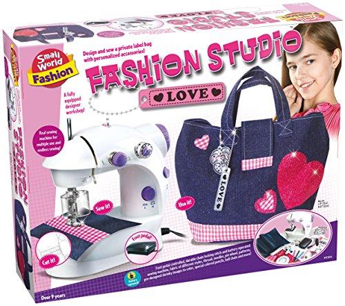 Small World Fashion Studio I Love Bag Making Kit