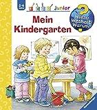 Mein Kindergarten (Wieso? Weshalb? Warum? junior, Band 24) - Doris Rübel
