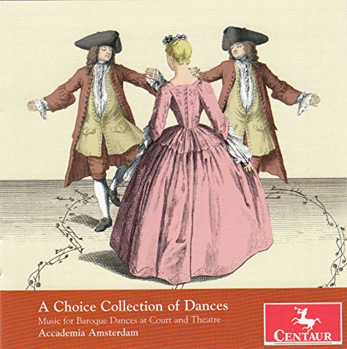 A Choice Collection of Dances:...