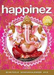 Happinez spirituele scheurkalender  / 2015 / druk 1