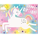 Unique Party 72499 - Unicorn Party Game for 16