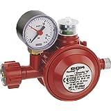 GOK Haushaltsregler / Gasregler für den Einsatz in geschlossenen Räumen, Betriebsdruck: 50 mbar