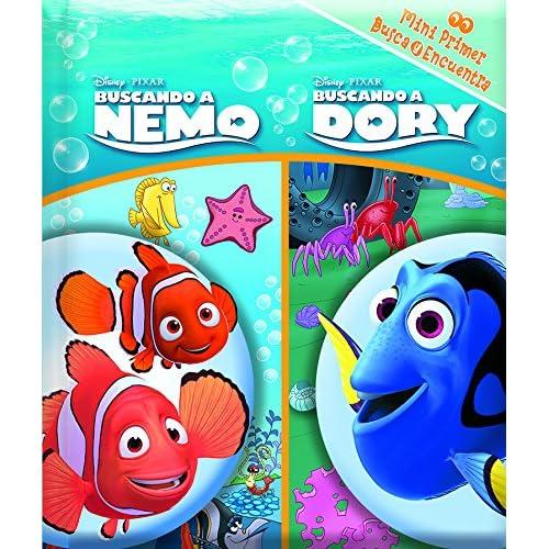 Mini primer busca y encuentra. Buscando a Dory y buscando a Nemo (LM1LF) 9