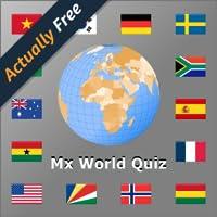 Welt Länder und Flaggen Quiz 2016 MX