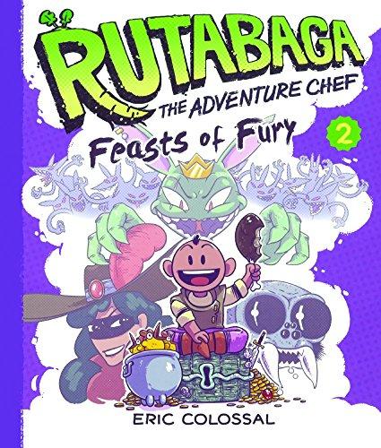 Rutabaga the Adventure Chef 2: Feasts of Fury