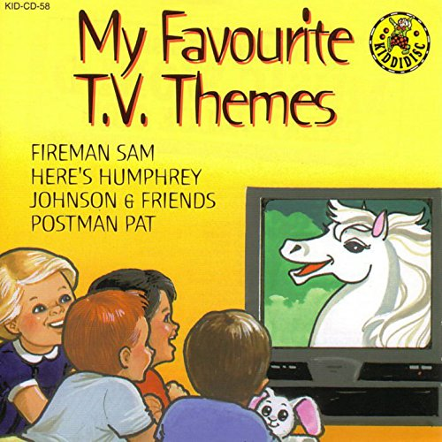 My Favourite T.V. Themes