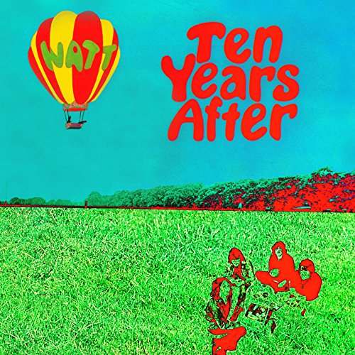 Ten Years After: Watt [Vinyl LP] (Vinyl)