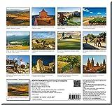 AUF DEM JAKOBSWEG nach Santiago de Compostela: Original Stürtz-Kalender 2018 - Mittelformat-Kalender 33 x 31 cm -