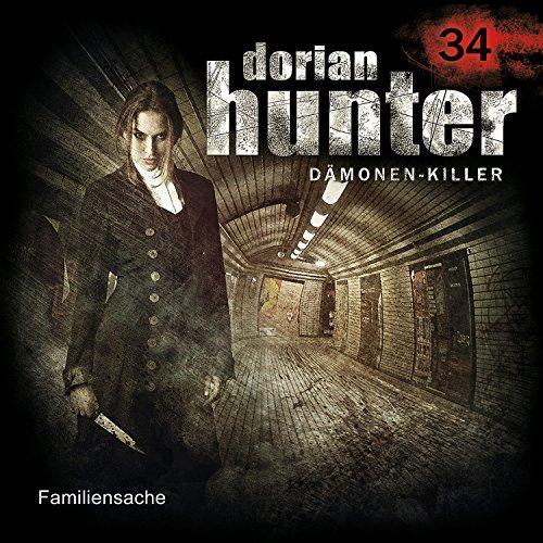 Dorian Hunter (34) Familiensache - Zaubermond Audio 2017