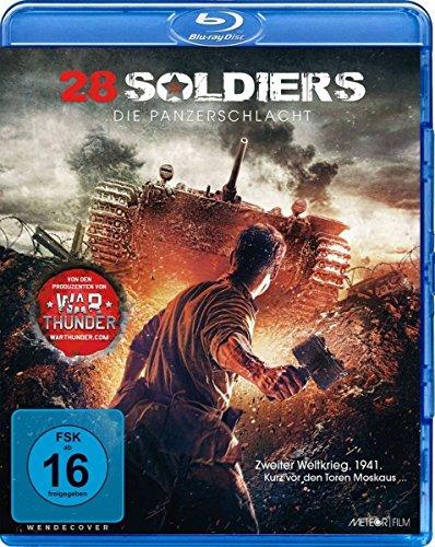 28 Soldiers – Die Panzerschlacht [Blu-ray]