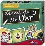 Mini Lernspiel (Kinderspiel), Kennst du die Uhr?