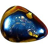 14,41 ct forma de fantasía (21 x 16 mm) piedra preciosa natural suelta de ópalo australiano multicolor