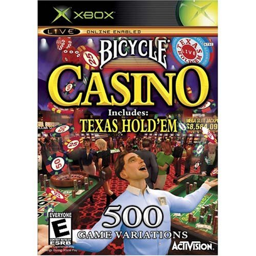 Bicycle Casino 2005 (Includes Texas Hold 'Em) - Xbox by Activision
