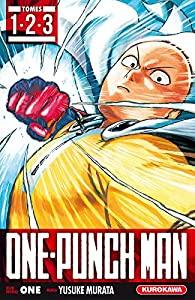 One-Punch Man Coffret 2017 Tomes 1 à 3
