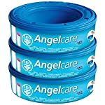 Angelcare Nappy Disposal System Refill Cassettes (3-Pack)