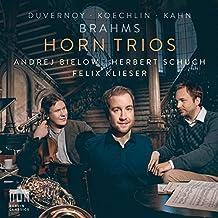 Felix Klieser,Horn Trios