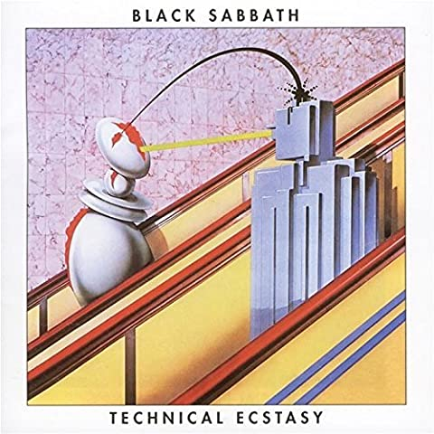 Technical Ecstacy by Black Sabbath (2004-05-24)
