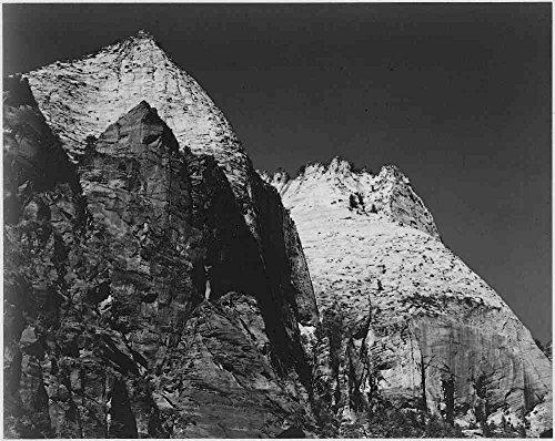 Das Museum Outlet-Adams-Zion National Park Utah 2, gespannte Leinwand Galerie verpackt. 29,7x 41,9cm