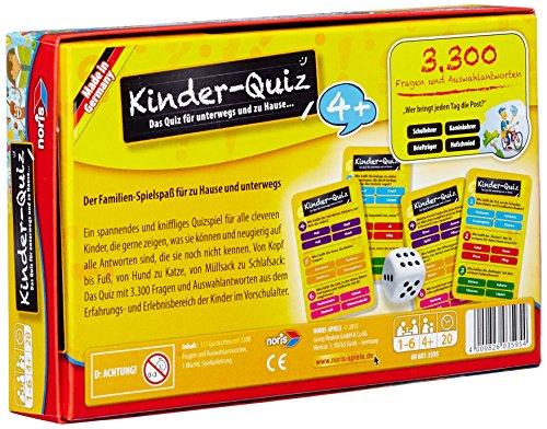 Noris-Spiele-606013595-Kinder-Quiz-4-Kinderspiel