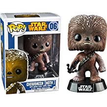 Funko - Figurine Star Wars - Chewbacca Hoth Exclu Pop 10cm - 0849803057749